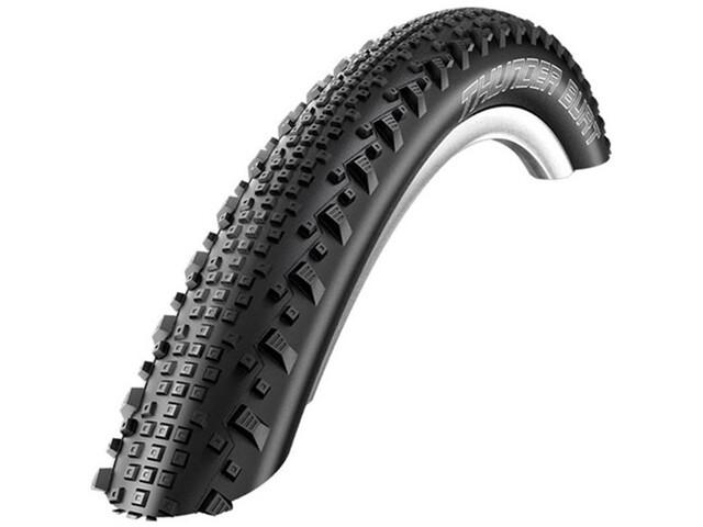 SCHWALBE Thunder Burt Tyre EVO, 27.5 inches, TL Easy, PaceStar, foldable